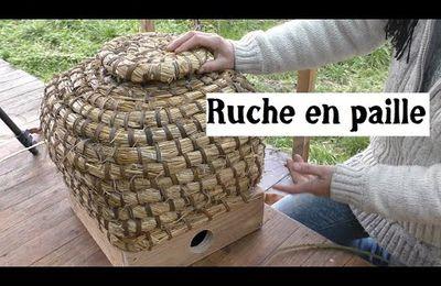 """Comment faire une ruche et """"Être avec les abeilles"""""""