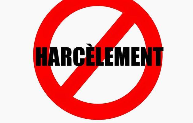 Harcèlement : on en parle !