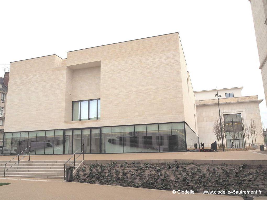 Nouveau centre de création contemporaine Olivier Debré à TOURS : une programmation inaugurale et des tarifs accessibles à tous