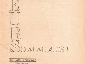 """J.-H. Rosny aîné """"La Légende sceptique"""" in Ailleurs (1960)"""