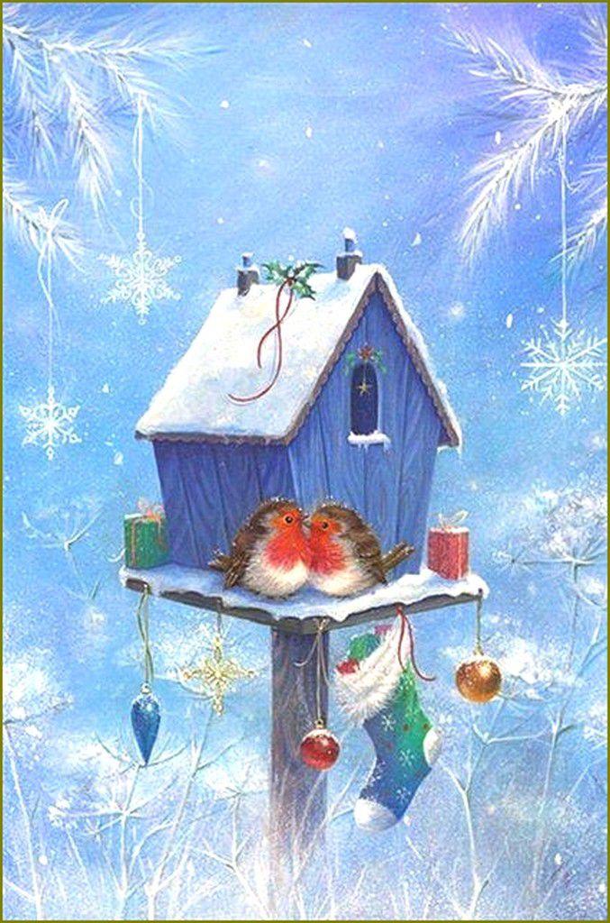 Oiseaux en peinture - Sarah Summer