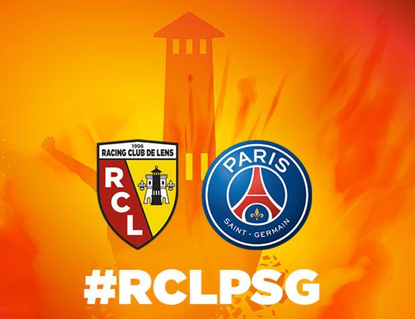 RC Lens / Paris SG (Ligue 1) en direct jeudi sur Canal Plus !