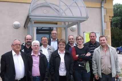 Sud Messin : commission déchets ménagers 1e réunion de travail