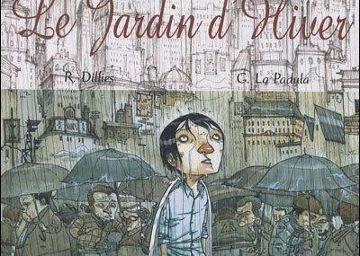 Le jardin d'hiver Renaud Dillies et Grazia La Padula