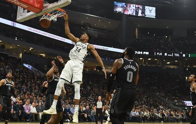 Milwaukee s'offre les Pistons