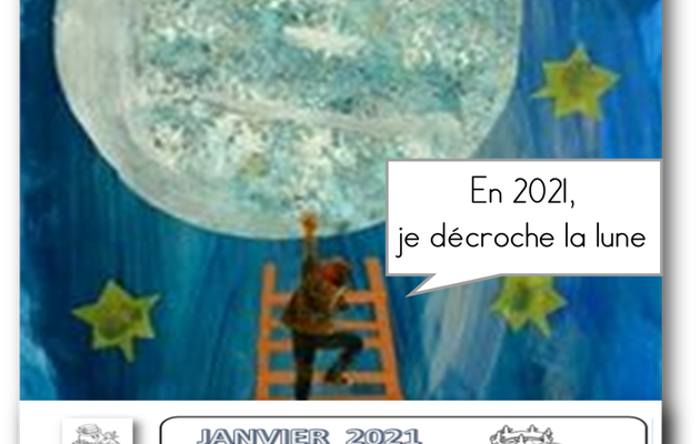 Arts visuels : Calendrier 2021 en construction !