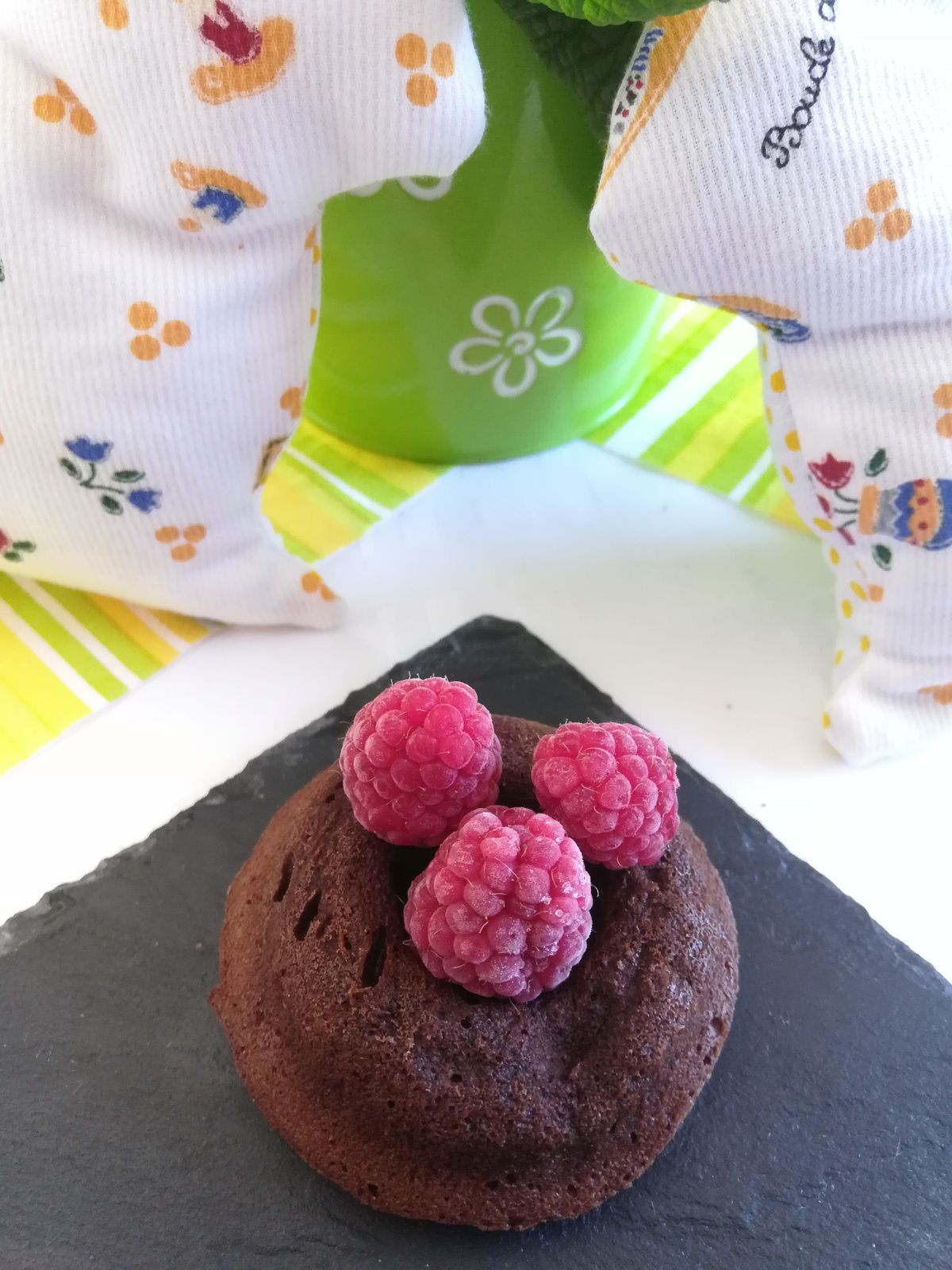 petits nids chocolatés au thermomix