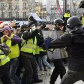 Répression policière - MS21