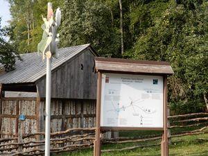 Domaine du fourneau Saint-Michel (Belgique en camping-car)