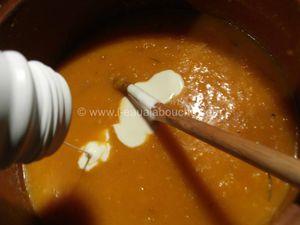 Soupe de Courge Musquée Rôtie
