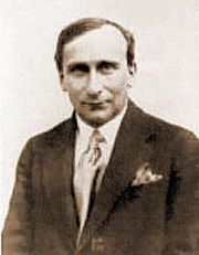 """Albert Doyen , l'ardennais qui inventa les """" Fêtes du Peuple """" à Paris"""