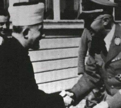 1945, les derniers secrets: Le Caire et Damas, nids de nazis