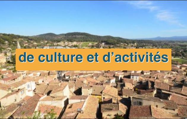 Cadenet, village riche de culture et d'activités (Vidéo)