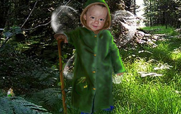 un petit Merlin...