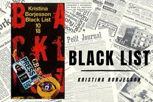 Black List, de Kristina Borjesson