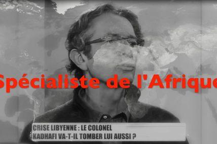 #Vidéo / De la Françafrique à l'Africafrance : L'Afrique au rayon Glaser / par François de Negroni lu par Protche (#CaveDu18)
