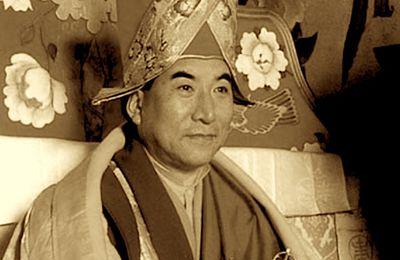 Quelques pages du Thubpai Gongsel (ཐུབ་པའི་དགོངས་གསལ་) de Sakya Paṇḍita Künga Gyaltsen Palzangpo [1182-1251]