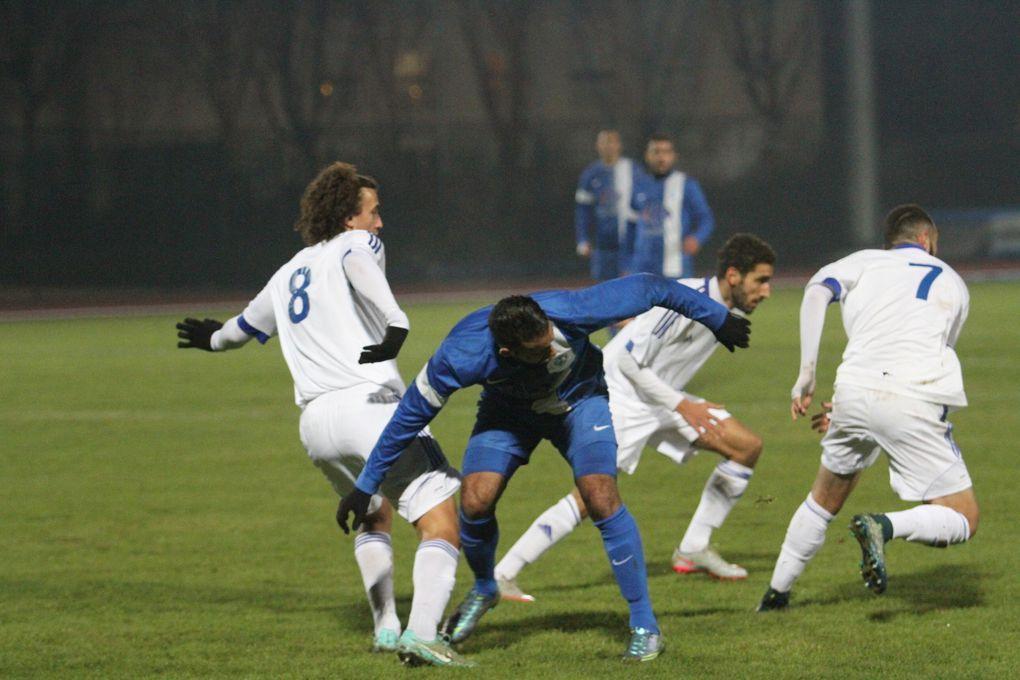 Nouvelle défaite à domicile de l'équipe fanion de l'AS Minguettes-Vénissieux
