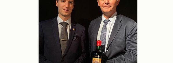 Masterclass professionnelle du vin de cru Château la Grâce Dieu des Prieurs, Saint Emilion grand cru