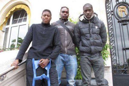 """Hey, Renaud Camus, s'ils avaient pas été là ces 3 """"Remplaçants""""...Oumar, Alassane et Kouyaté"""