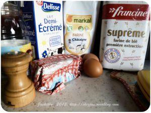 Crêpes à la farine de châtaigne pour une chandeleur plus gourmande.