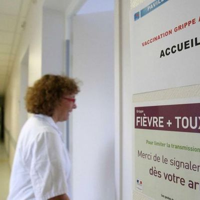 Tourcoing Lys Halluin : Campagne Vaccination Grippe A... en 2009.