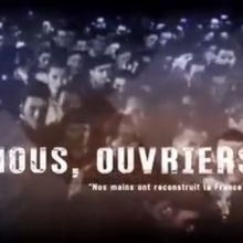 NOUS, OUVRIERS [film documentaire]