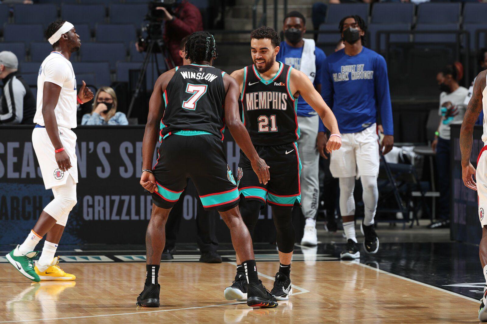 Les Clippers chutent sur le parquet des Memphis Grizzlies, Washington s'impose à Denver