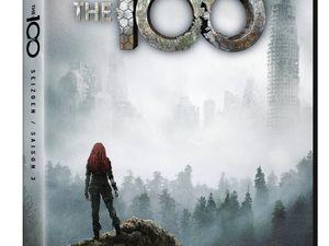 La troisième saison de The 100 est disponible en DVD à partir du 12 octobre