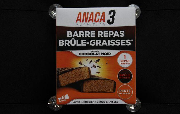 """J'ai testé les """"Barres repas"""" d'Anaca 3, mon avis"""