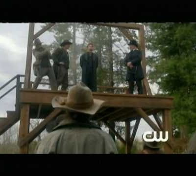 "Promo teaser for Supernatural episode 6x17, ""Frontierland"""