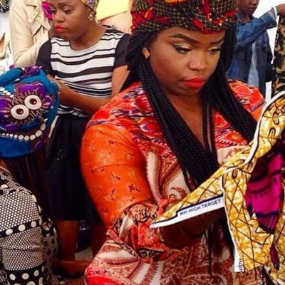 In Pictures : Head Wraps, African Headwraps, Hats & Turban Handmade By Kiyana Wraps.