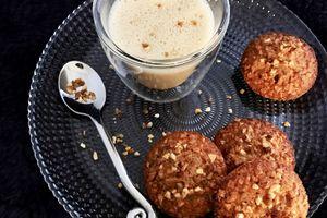 Bouchées pralinées - Lait caramel vanillé