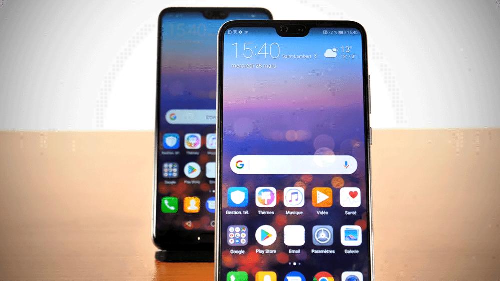 Smartphone Huawei P20