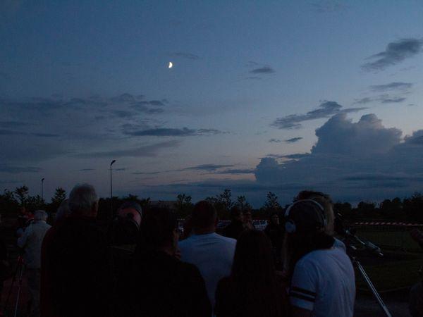 La Nuit des Etoiles à l'Aérodrome  /   1 , 2 et 3 Août