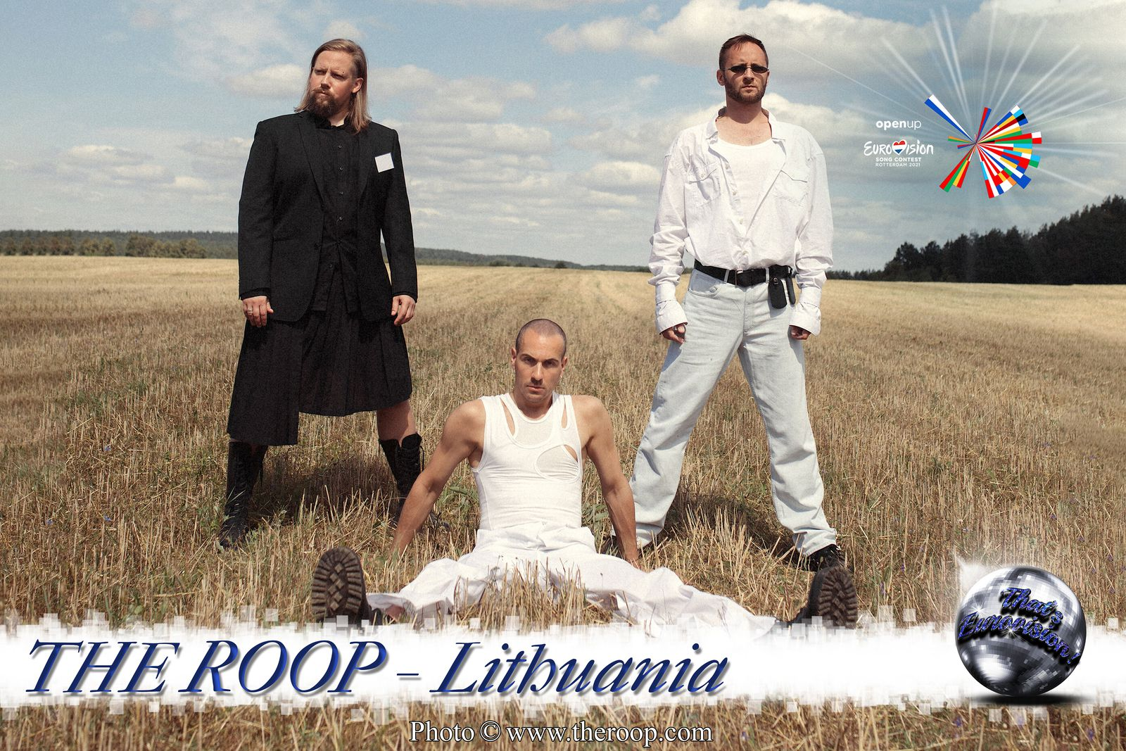 Lithuania 2021 - The ROOP (Discoteque)