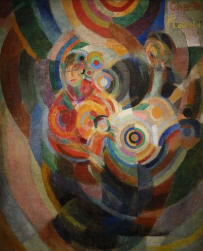 Les couleurs vibrantes de Sonia Delaunay