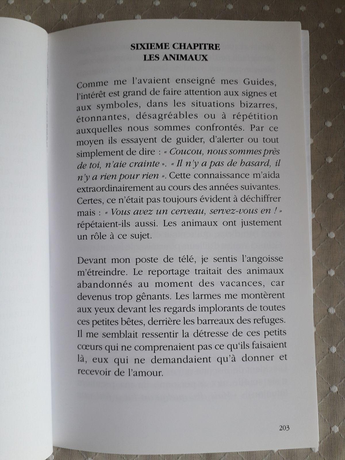Suite Pluie de Poussières d'Etoiles, page 203 à 205