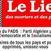 17 ème Rencontre Internationale des Partis communistes et ouvriers : Intervention du Parti Algérien pour la Démocratie et le Socialisme - Analyse communiste internationale