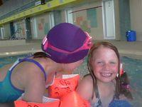 Centre Curie groupe 5 - piscine - 20 juillet