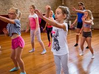 Stage Zumba junior 07-11/08/2017