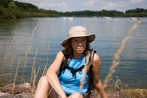 Rando autour du lac Amance dans le parc naturel de la forêt d'orient