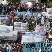 En direct du monde. En Argentine, journée de grève générale contre le président Macri et le retour du FMI