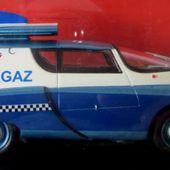 """FASCICULE N°65 RENAULT FLORIDE """" LA FUSEE """" BUTAGAZ IXO 1/43 - car-collector.net"""