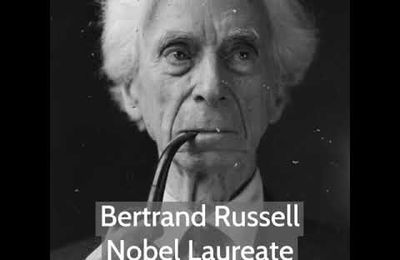 To be eccentric in opinion ... Bertrand Russel