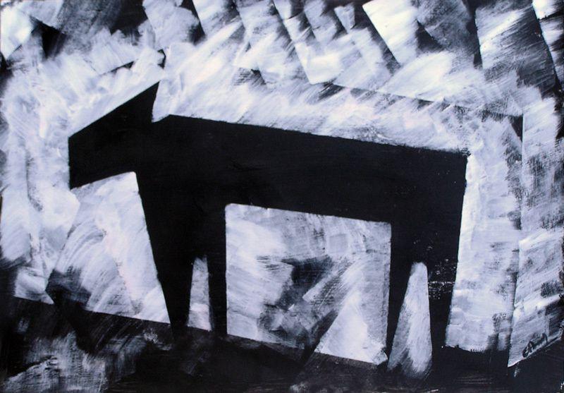 2 peintures de Christophe Assémat