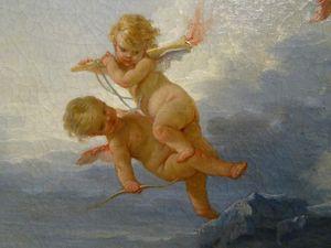 François BOUCHER (1703-1770) La Naissance de Vénus 1740