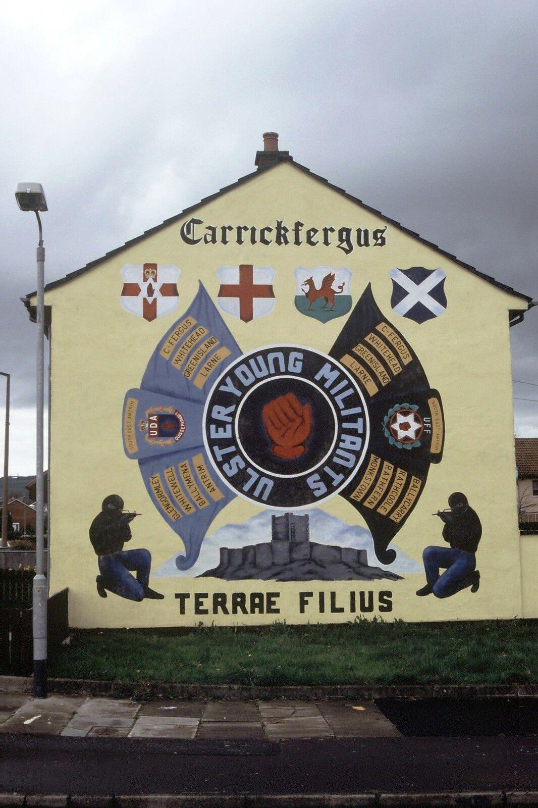 853) Woodburn area, Carrickfergus