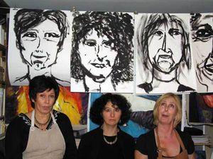 Portraits : voir ou ne pas se voir en peinture (VI)