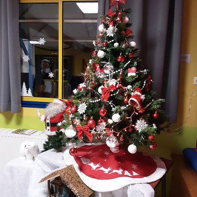 Noël de la garderie